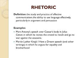 RhetoricLanguage