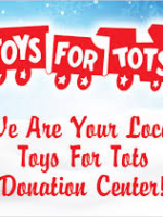 "The Disney Store Has Announced Their Support For ""Toys For Tots"" Campaign"